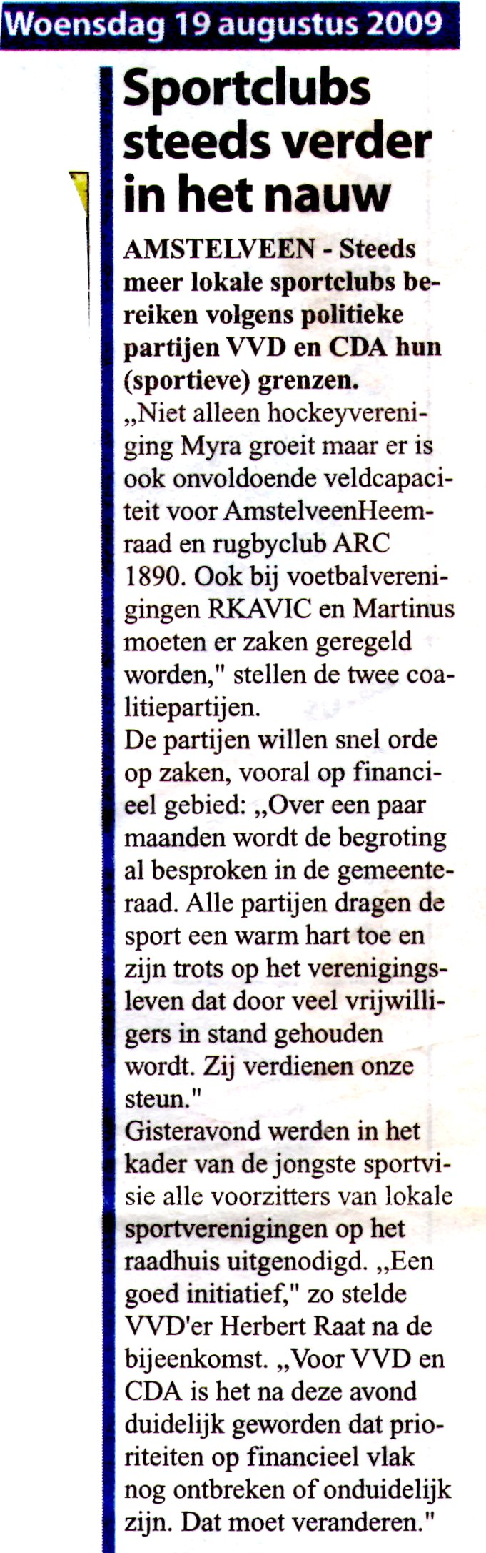 2009-19-8-Sportclubs kwamen er bekaaid af-Amstelveens Nieuwsblad (2)