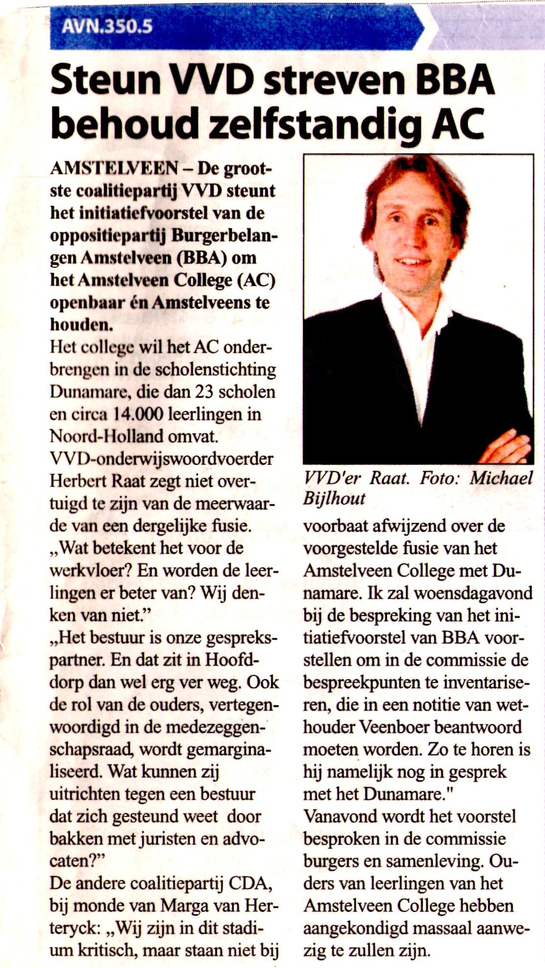 2008-24-9 Amstelveen College zelfstandig Amstelveens Nieuwsblad (2)