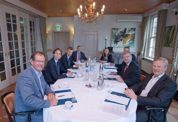 2011-heidag-college van B&W Amstelveen-Rein Schurink-Herbert Raat-Jan Willem Groot-John Levie-Jacqueline Koops-Bert Winthorst-Jan van Zanen en Herbert Kohler