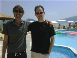 2008-Zakyntos-Herbert Raat en Martijn Lustenhouwer