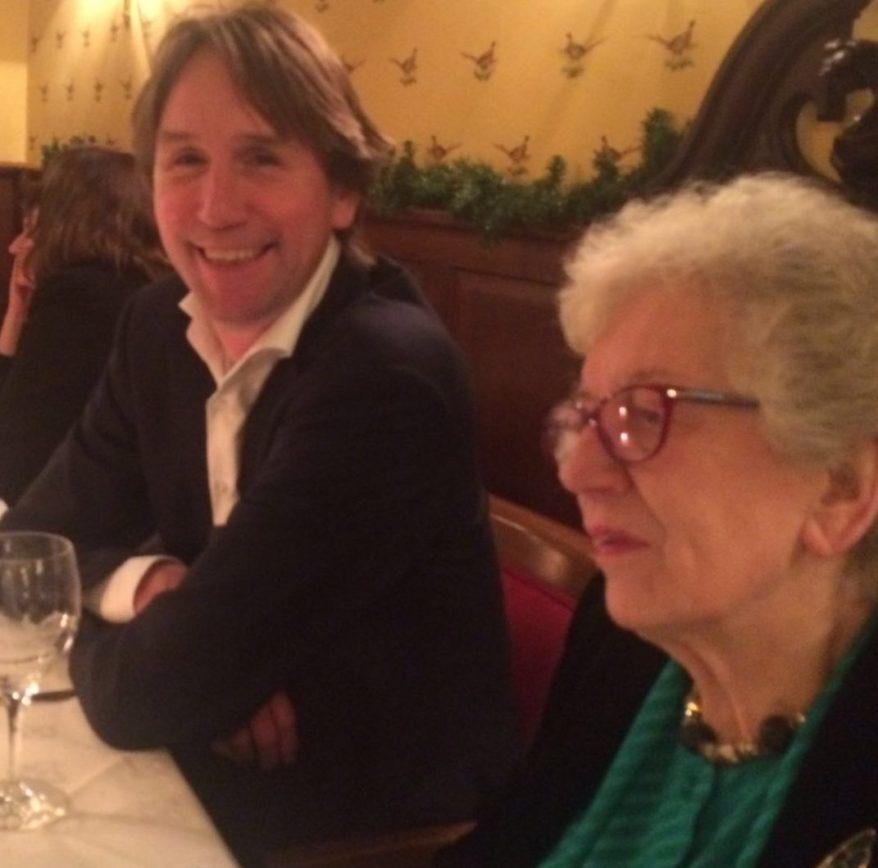 2016 Herbert Raat Alies Braam Esselink in de Gouden Karper Hummelo