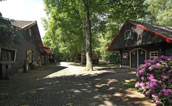 2012-Het Aamschot aankomst Frits en Alies Braam