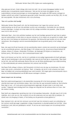 2011-11-2 Amstelveens Nieuwsblad Journalist Henk Godthelp over A9 2 van 2 via Amstelveenweb.com