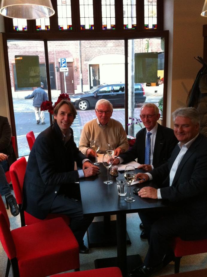 2011-Herbert Raat-Piet van Heuvel-Hans de Bie-Claudio Mancenelli