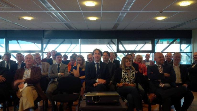 2015-VVD Noord Holland met Kees Noomen, Arjen Gerritsen, Herbert Raat en Barbara Visser