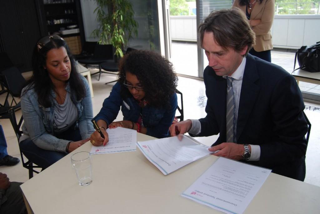Fabien Arduin Herbert Raat Coaching project Panta Rhei