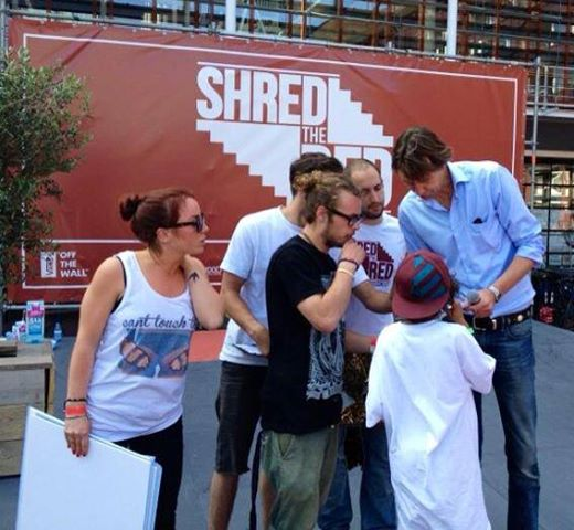 2013-Shred the red herbert raat