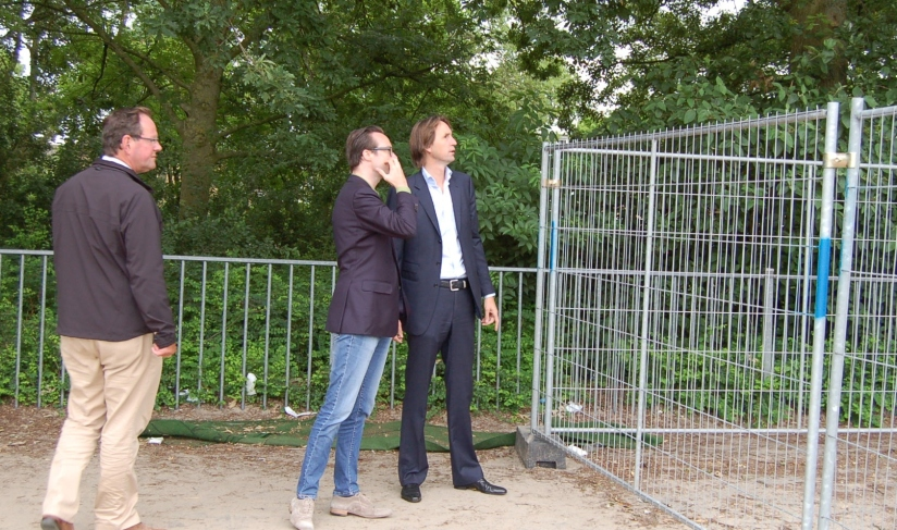 2013-MLK Rein Schurink Bartho Boer herbert raat