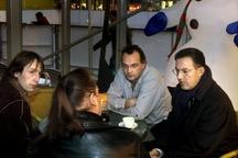 2005-Herbert Raat- Ahmed en Jeroen bij Frans