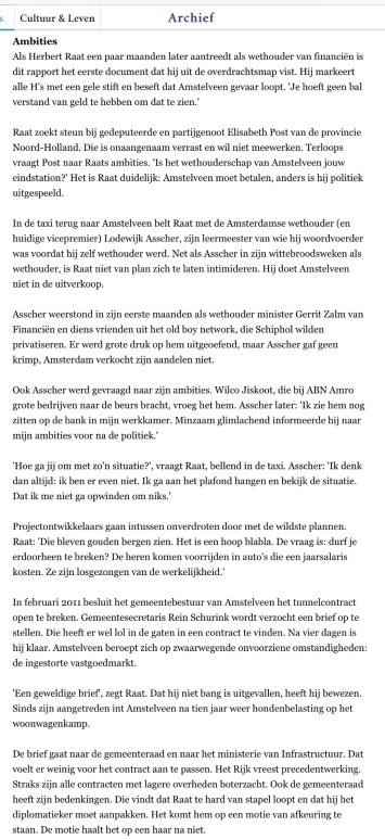 2013-6-11 De Volkskrant reconsructie A9 Amstelveen 3 van 4