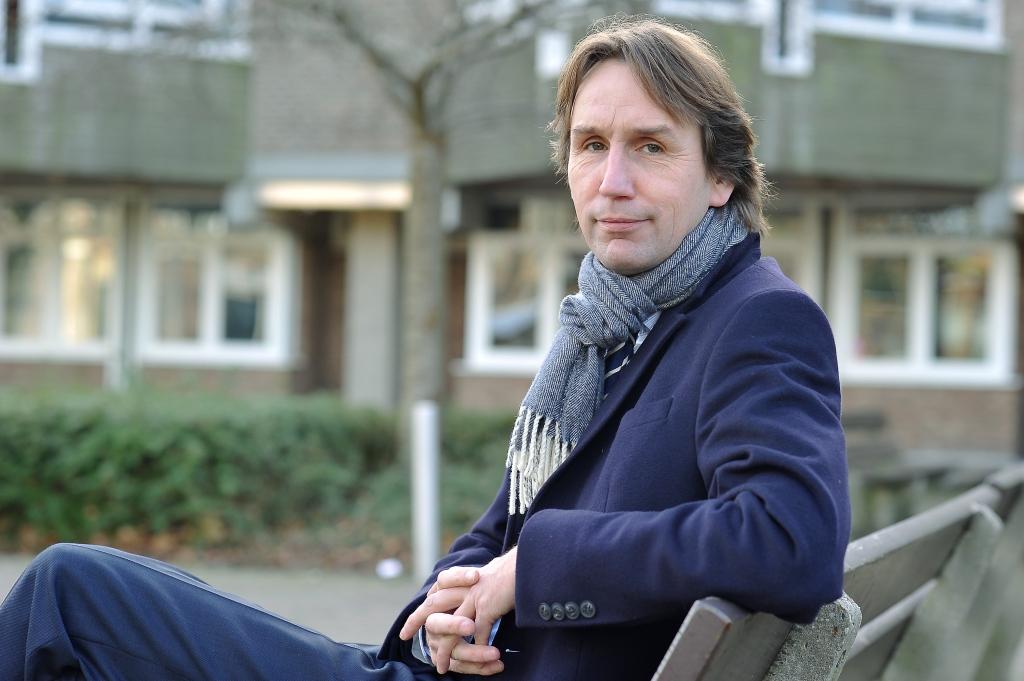 2013-Herbert-Raat voor het Raadhuis