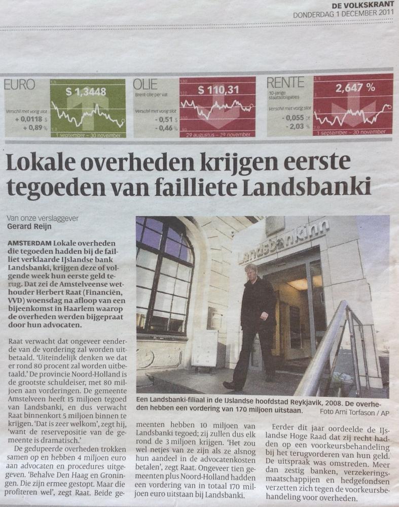 2012-Volkskrant herbert raat Landsbanki