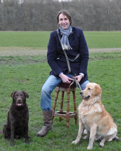2014-samen met Bibi en James in het Amsterdamse Bos-2019 afschaffing hondenbelasting Amstelveen