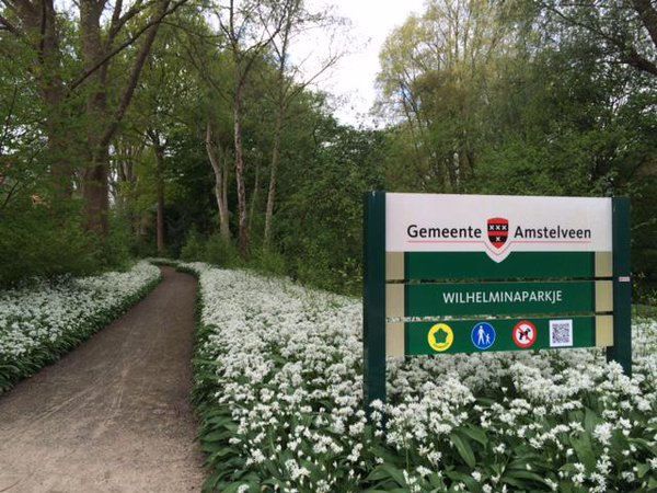 2016 amstelveen park