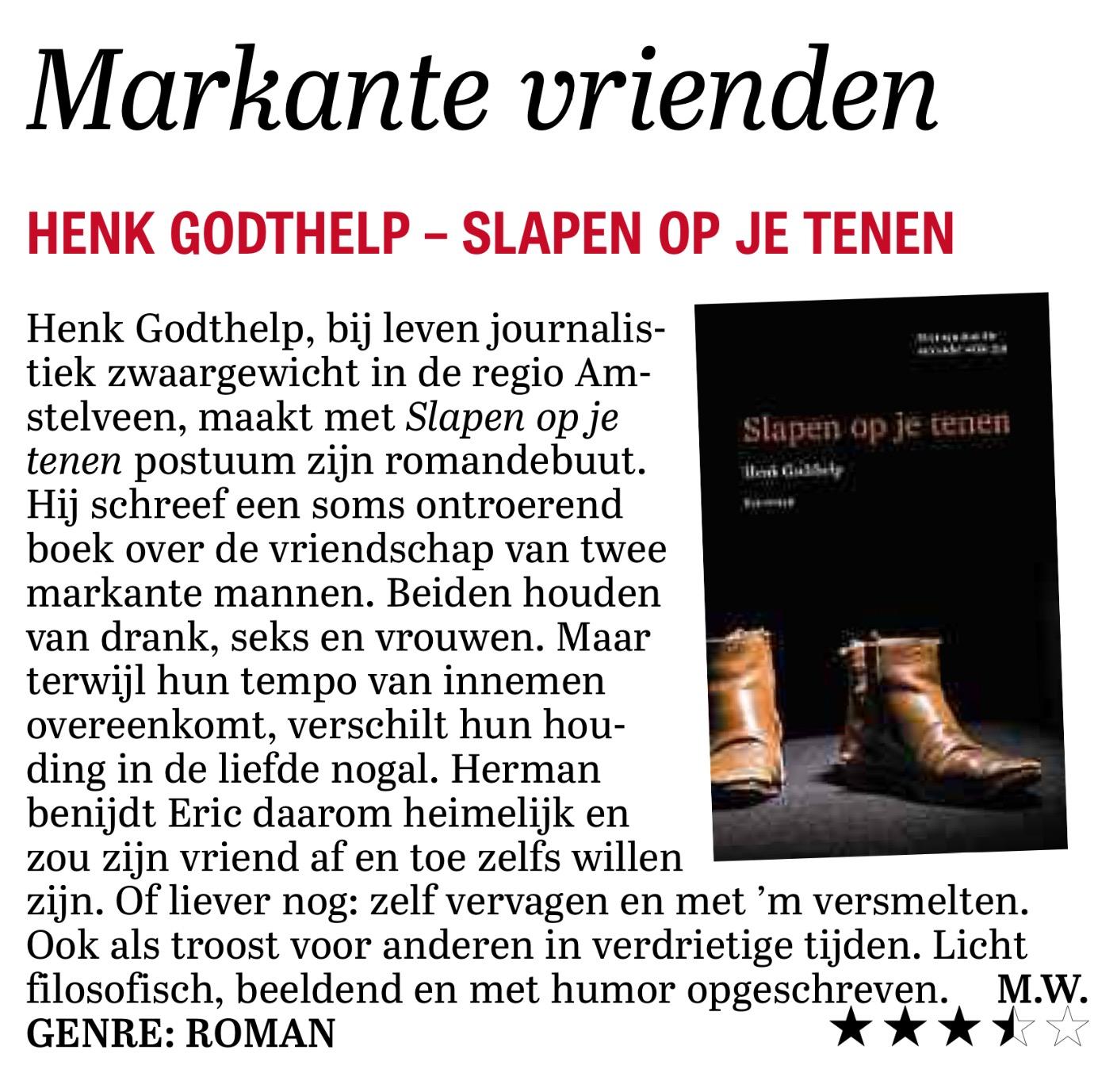 2016-april recensie Telegraaf