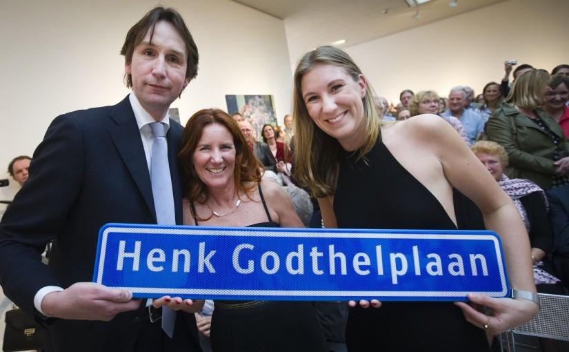 2016-31 maart Wethouder Herbert Raat, Chris en Roos Godthelp