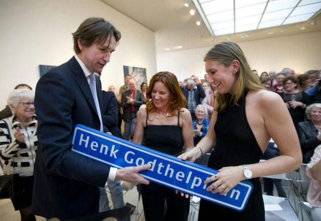 2016-Herbert Raat, Chris en Roos Godthelp