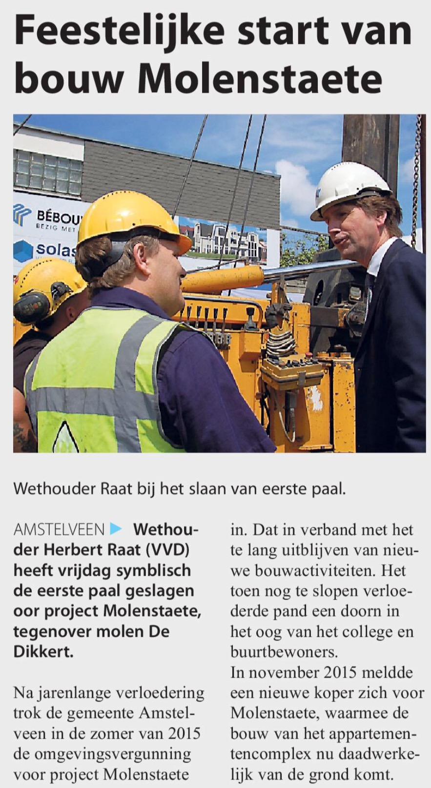 2016-22 juni Amstelveen Dichtbij