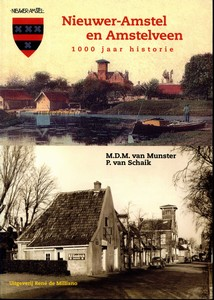 Nieuwer-Amstel en Amstelveen 1000 jaar historie
