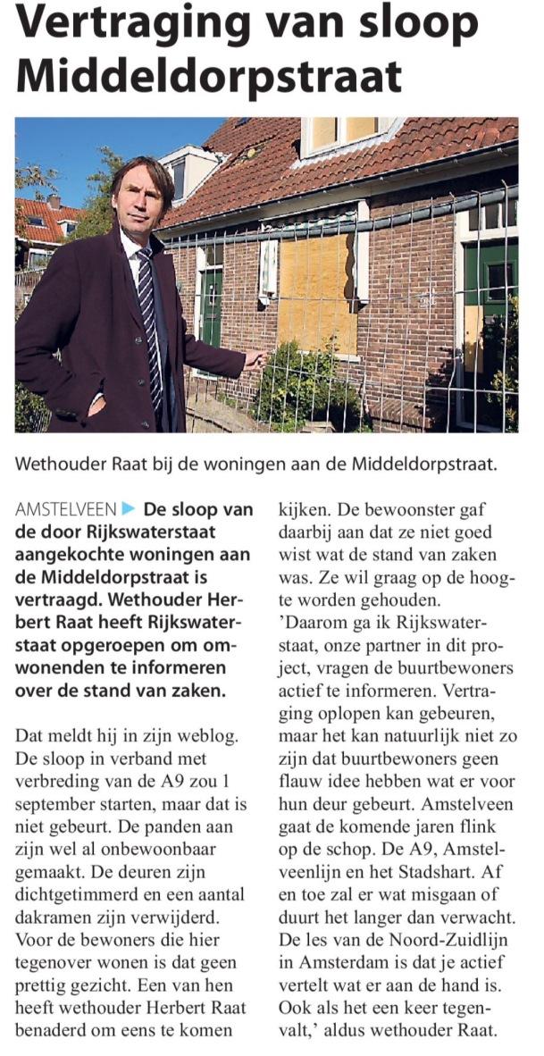 2016-12-10 Amstelveens Nieuwsblad