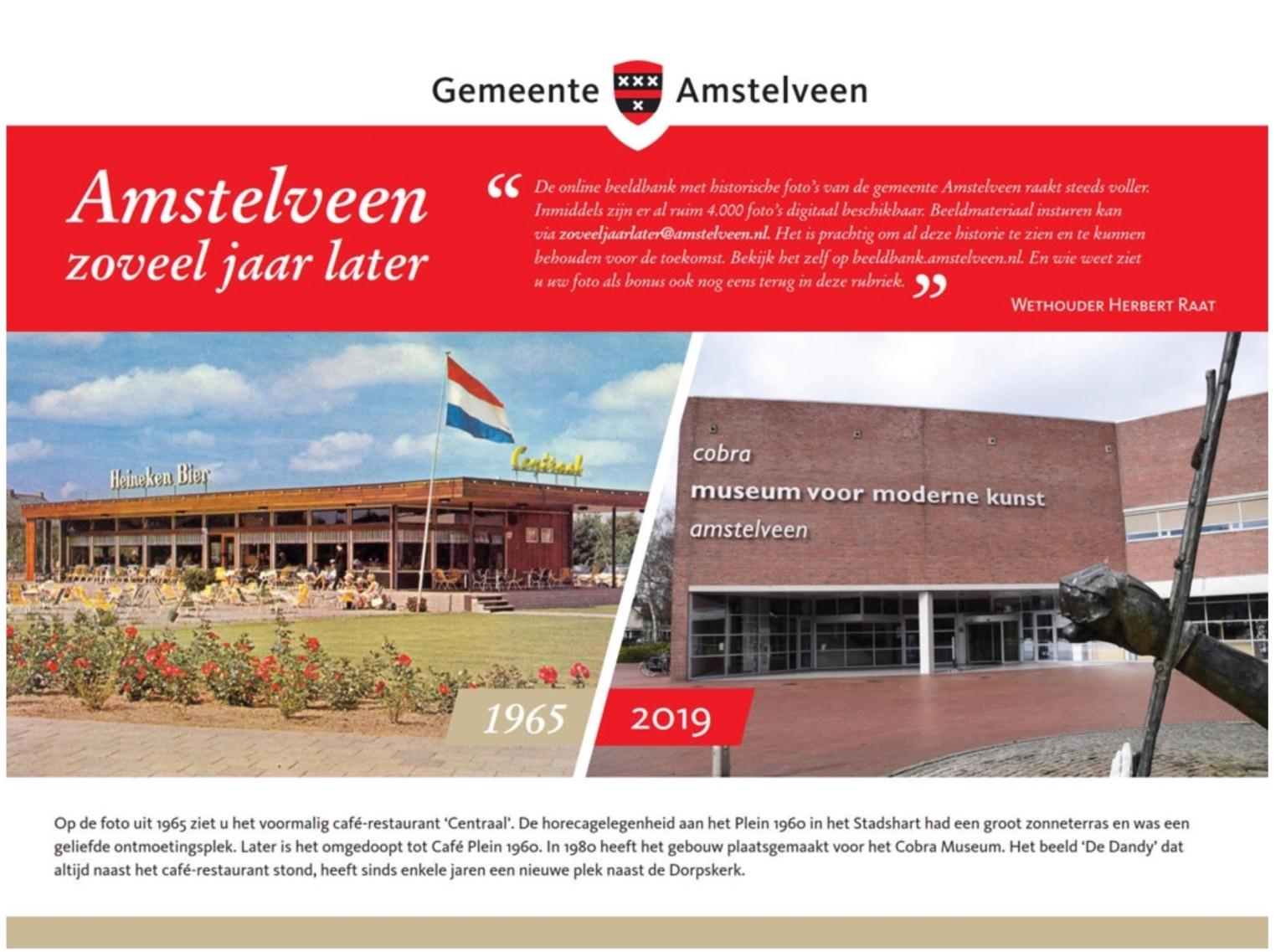 2017-Amstelveen zoveel jaar later Cobra museum