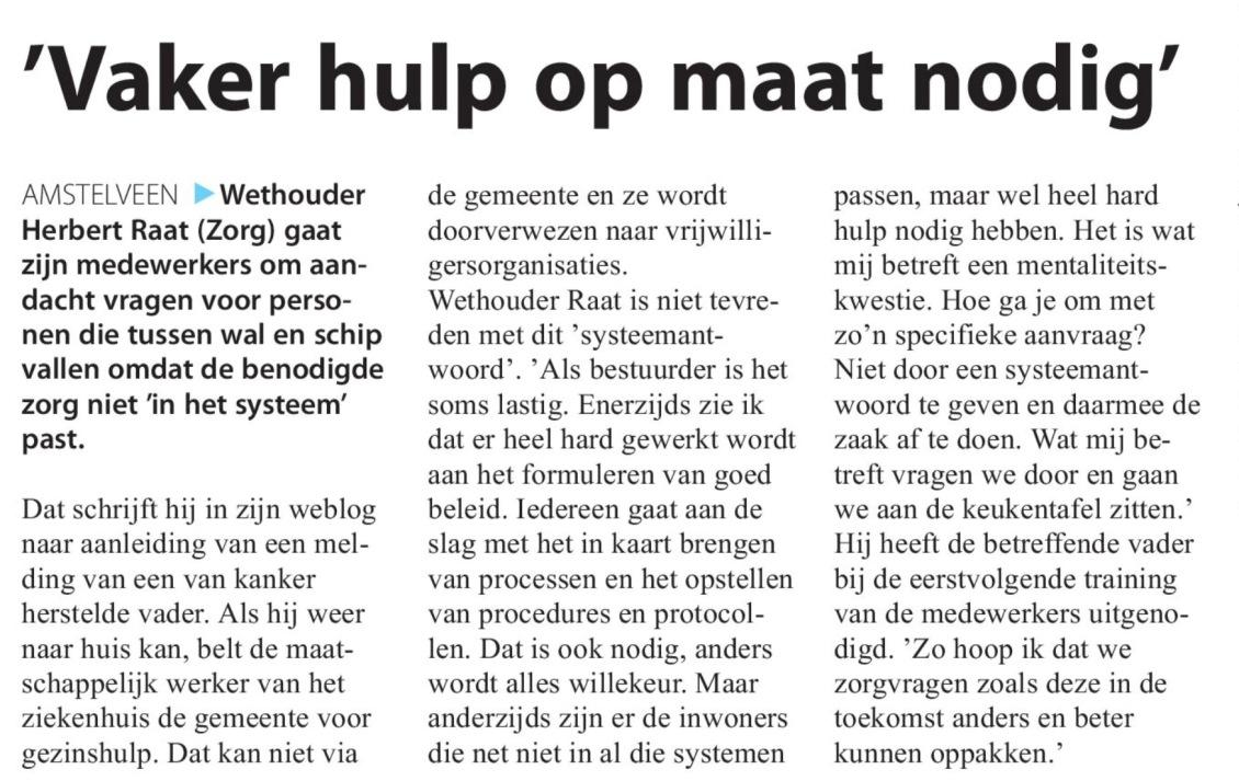2017-24-1 Amstelveens Nieuwsblad-Herbert Raat Arjan de Boer