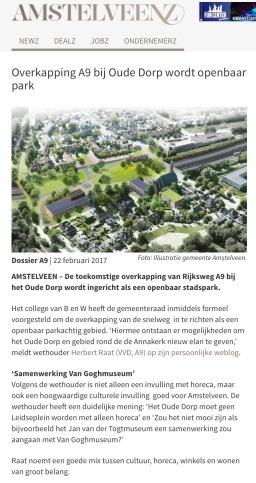 2017-22-2 AmstelveenZ; Herbert Raat over invulling Annakerk Amstelveen