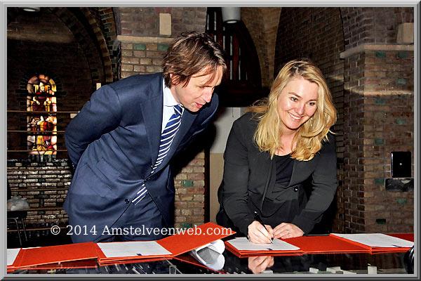 2014-Annakerk-Herbert Raat-Melanie Schultz-ondertekening