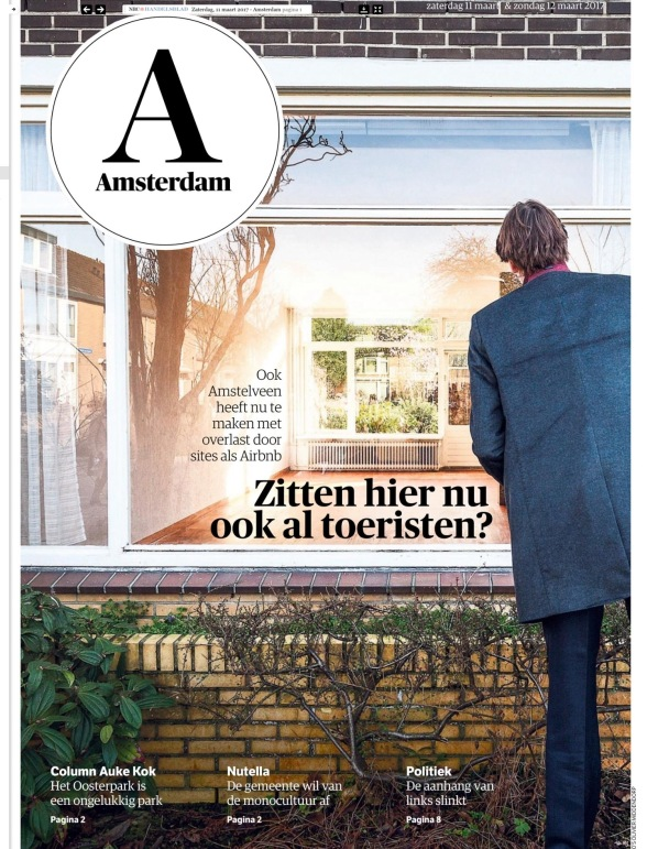 2017-11-3 NRC over Airbnb in Amstelveen door Mirjam Remie