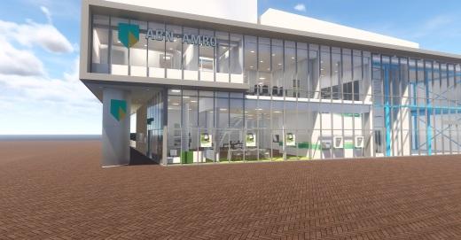 ABN AMRO in Congrescentrum