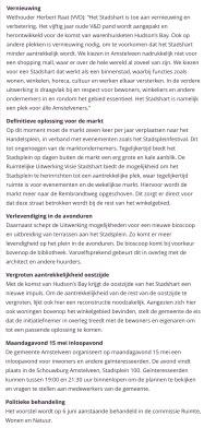 2017 2 5 AmstelveenZ over plannen Stahshart 2 van 2