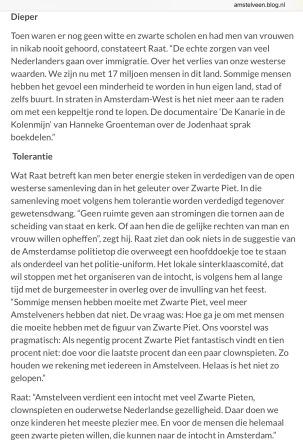 2017-24-5 Amstelveenblog.nl; Herbert Raat over sinterklaas 2 van 2