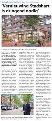 2017-3-5 Interview wethouder Herbert Raat met het Amstelveens Nieuwsblad over plannen Stadshart Amstelveen pagina 5