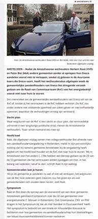 2018-15-1 AmstelveenZ; Herbert Raat over onrust bij Eneco