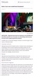 2018-5-2 Amstelveenz: Herbert Raat over overdracht onderhoud Annakerk