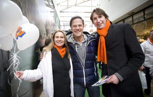 2018-Janneke Leegstra, Mark Rutte en Herbert Raat