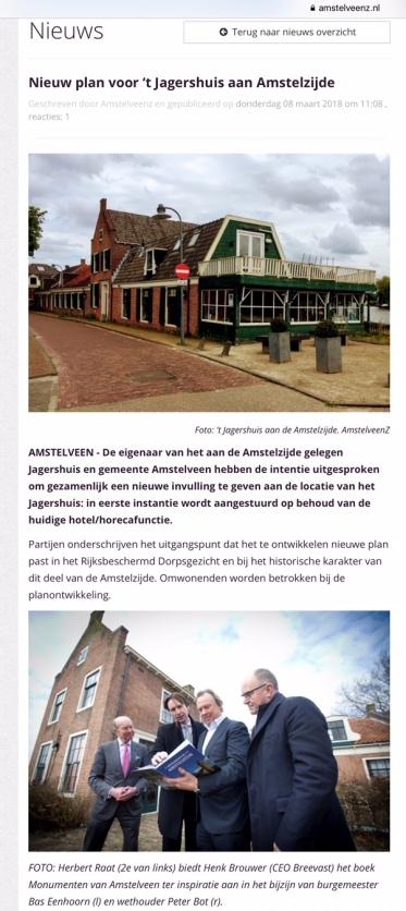 2018-8-3 Amstelveenz over t'Jagerhuis