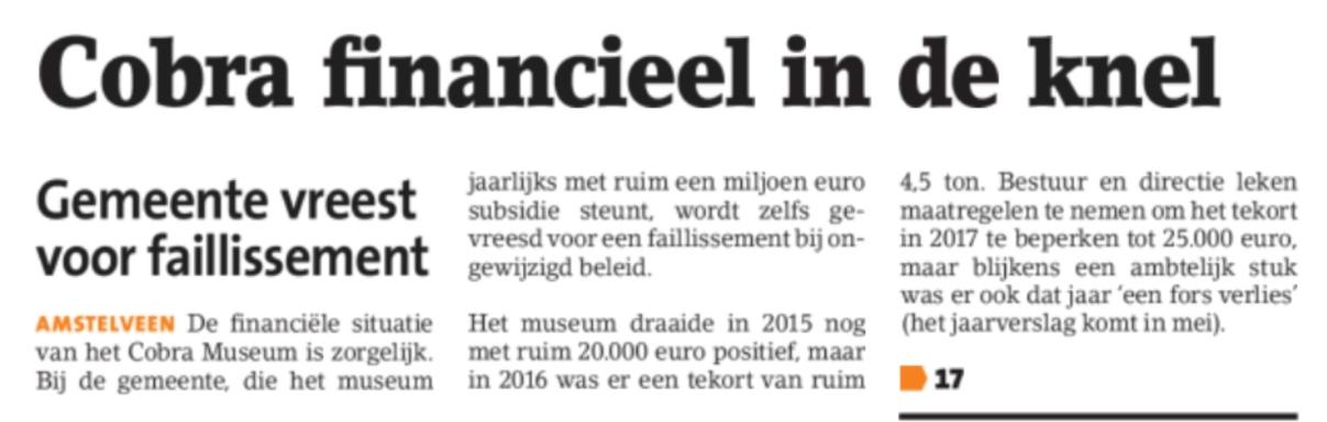2018-18-4 Voorpagina Amstelveens Nieuwsblad 1-2