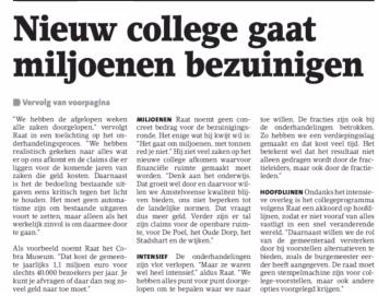 2018-25-4 Amstelveens Nieuwsblad; Herbert Raat over de formatie in mstelveen 2 van 2
