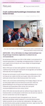 2018-11-5 Amstelveenz Exit bbA