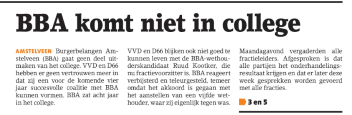 2018-16-5 Amstelveens Nieuwsblad; Herbert Raatover exit bbA