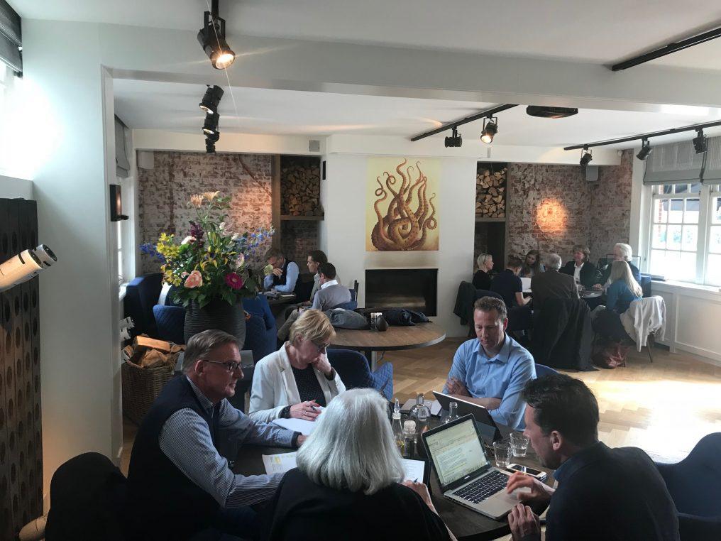 Vervolg onderhandelingen Amstelveen 2018