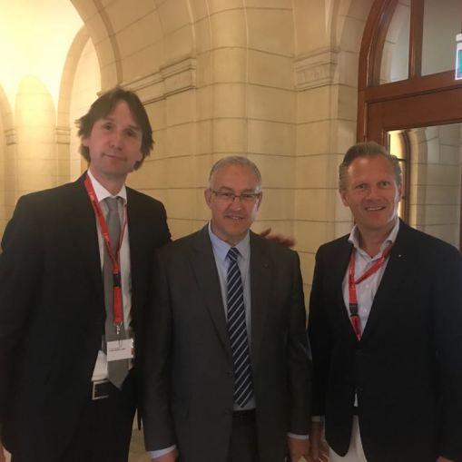 2018-24-5 Herbert Raat Ahmed Aboutaleb en en Kees Noomen