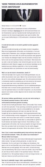 2018-22-5 Binnenlands Bestuur interview door Martijn Delaere met Herbert Raat over gekozen burgemeester