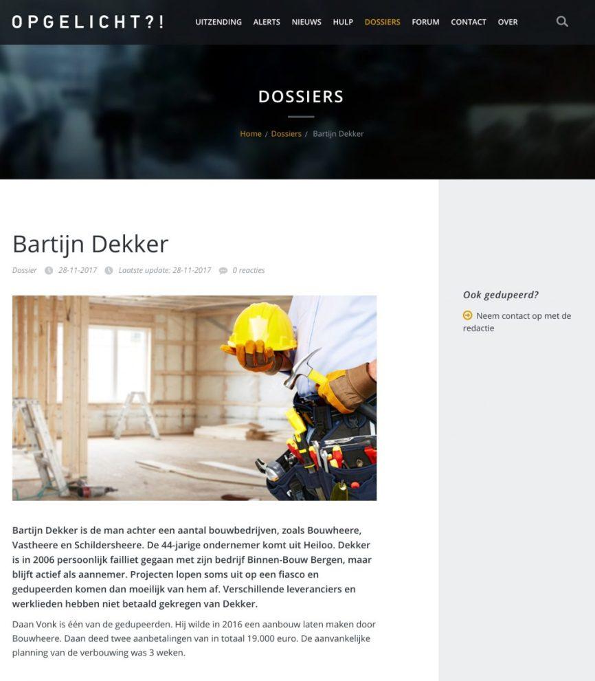 2017-28-11 Opgelicht over aannemer Bouwheere 1 van 2