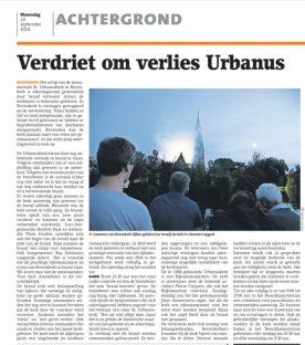 2018-19-9 Amstelveens Nieuwsblad brand Urbanuskerk achtergrond