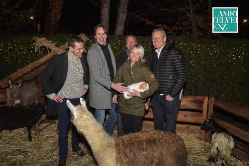 2018- Marijn van Ballegooien, Herbert Raat, Rob Ellermeijer, Floor Gordon en Bert Winthorst