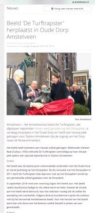 2019-25-1 De Turftrapster Amstelveen; Onne Leegstra, Bas eenhoorn en Herbert Raat