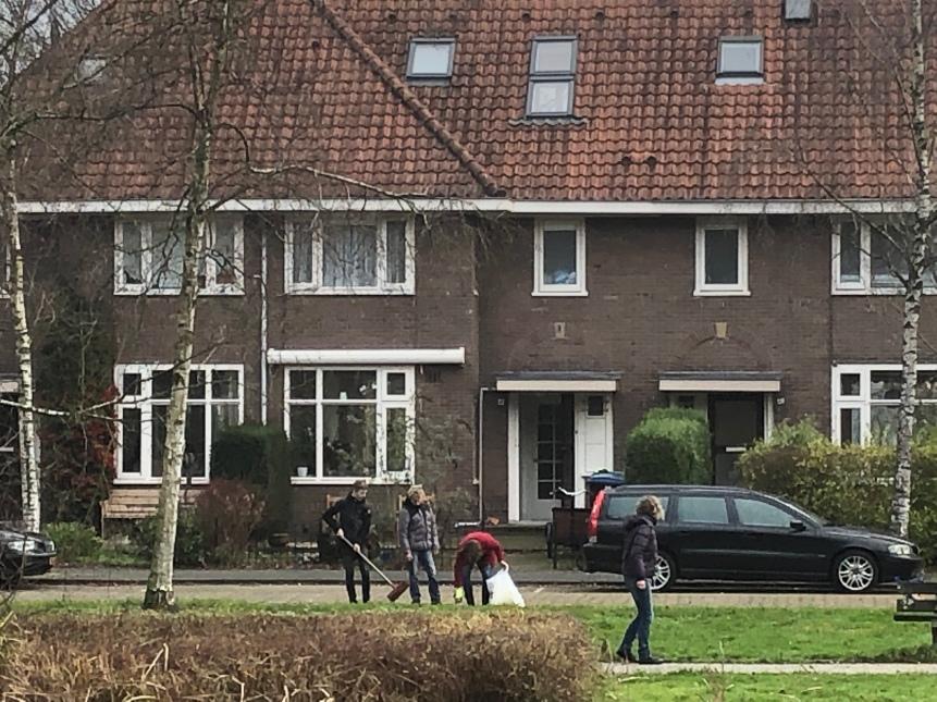 2019-1-1 Landscheidingskade Amstelveen