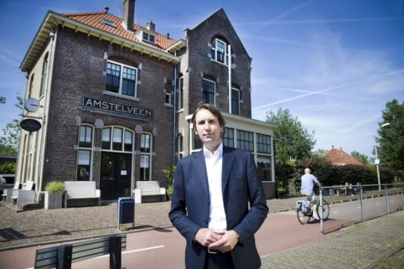 Herbert Raat station Amstelveen